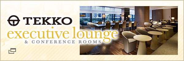TEKKO executive lounge & conference rooms